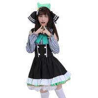 Female Cosplay Costumes Cartoon Festival Clothes Candy Love Live Sea Garden And Field Role Play Disfraces