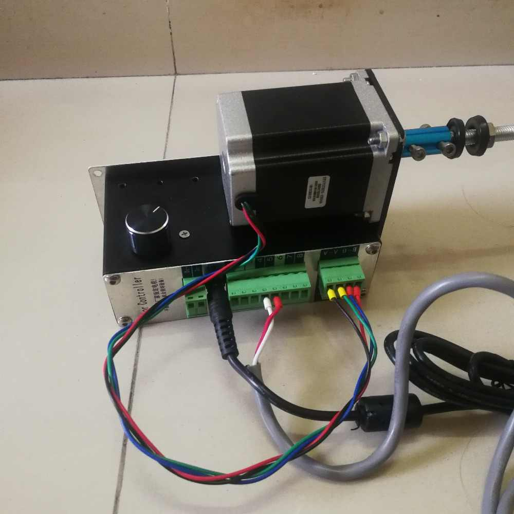 hight resolution of  digital control automatic low variable speed auto stepper motor transformer coil winding machine 2 directions