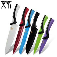 купить XYj New Arrival Stainless Steel Knife Kitchen Knives Tools 8