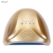 Lily angel Nail Dryer LED UV Lamp 24W/48W Beauty Salon Makeup Cosmetic Polish Machine for Curing Art Tools