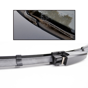 "Image 4 - Ericks Wiper LHD Front Wiper Blades For Audi A4 B7 S4 RS4 2004   2008 Windshield Windscreen Front Window 22""+22"""