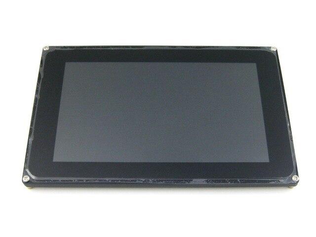 7 дюймовый Емкостный Сенсорный ЖК (D) #1024*600 Tft Дисплей модуль RGB и LVDS Интерфейс FT5206