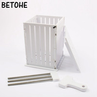 BETOHE Barbecue Kebab Maker Meat Brochettes Skewer Machine BBQ Grill Accessories Tools Set