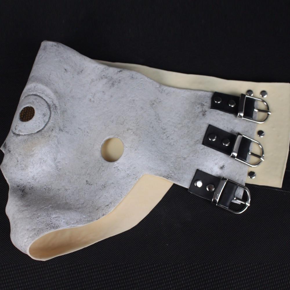 Slipknot Mask Corey Taylor Leader singer Cosplay TV Slipknot Latex Dj Masks Halloween Party Props