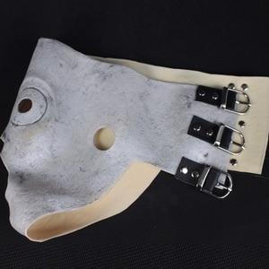 Image 5 - Slipknot Mask Corey Taylor Leader singer Cosplay TV Slipknot Latex Dj Masks Halloween Party Props