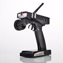 FlySky FS-GT3B 2.4GHz 3CH 20DB RC Boat Control Gun Transmitter w/ TX Receiver