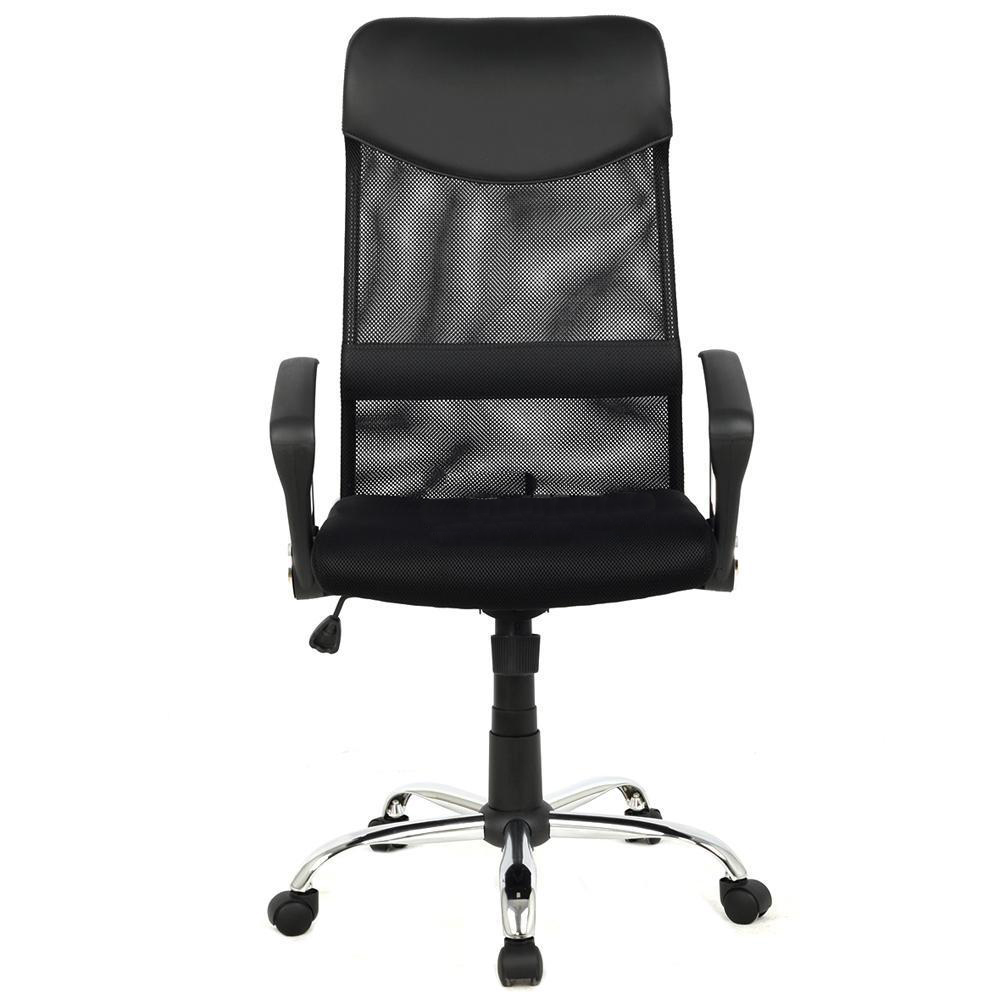 Modern task chairs - Szs Hot Modern Ergonomic Mesh High Back Executive Computer Desk Task Office Chair Black China