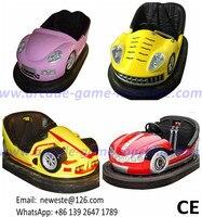 Indoor Amusement Theme Park Electric Battery Collision Bumper Cars