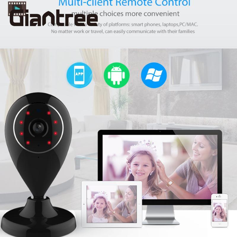 giantree Wireless HD IP camera Network Camera Camcorder Vedio Detection P2P Monitor CCTV Baby monitor Home security