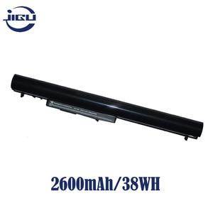 Image 3 - Bateria do portátil para HP 240 G2 CQ14 CQ15 OA04 HSTNN LB5S 740715   001 15 h000 15 S000 baterias 2600 MAH 14.4 V