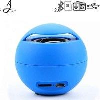 Afssuf 3w Speakers Wireless Portable Outdoor TF Bass Mini Altavoz Bluetooth FM Radio Consumer Electronics For