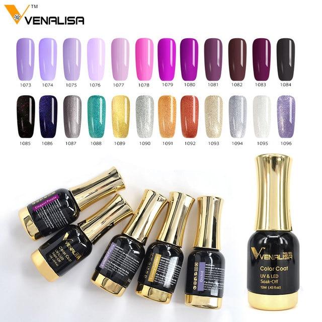 VENALISA Gel Polish High Quality Luxury Nail Gel Polish 12ml Summer ...