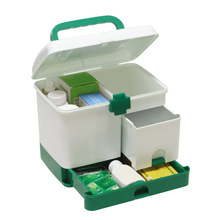 Household Medicine Box Multi-layer First Aid Kit Big Capacity drawers Medicine Cabinet Strong
