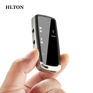 HLTON Voice Recorder For Meeting Learning Interview Portable 8 GB Digital Audio Video