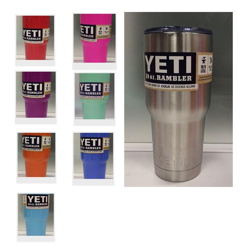 Thermos Mug <font><b>Rambler</b></font> <font><b>Yeti</b></font> Cups Insulated <font><b>Tumbler</b></font> 10 <font><b>oz</b></font> Travel Coffee Cars Beer Mug My Sport Water Bottle Caneca <font><b>2016</b></font> <font><b>Hot</b></font> <font><b>Sale</b></font>