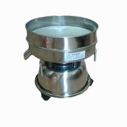Wibracyjny maszyna elektryczna sito do cząstek proszku elektryczny sito ze stali nierdzewnej medycyny chińskiej 220 V 50 W YCHH0301 1 pc w Roboty kuchenne od AGD na