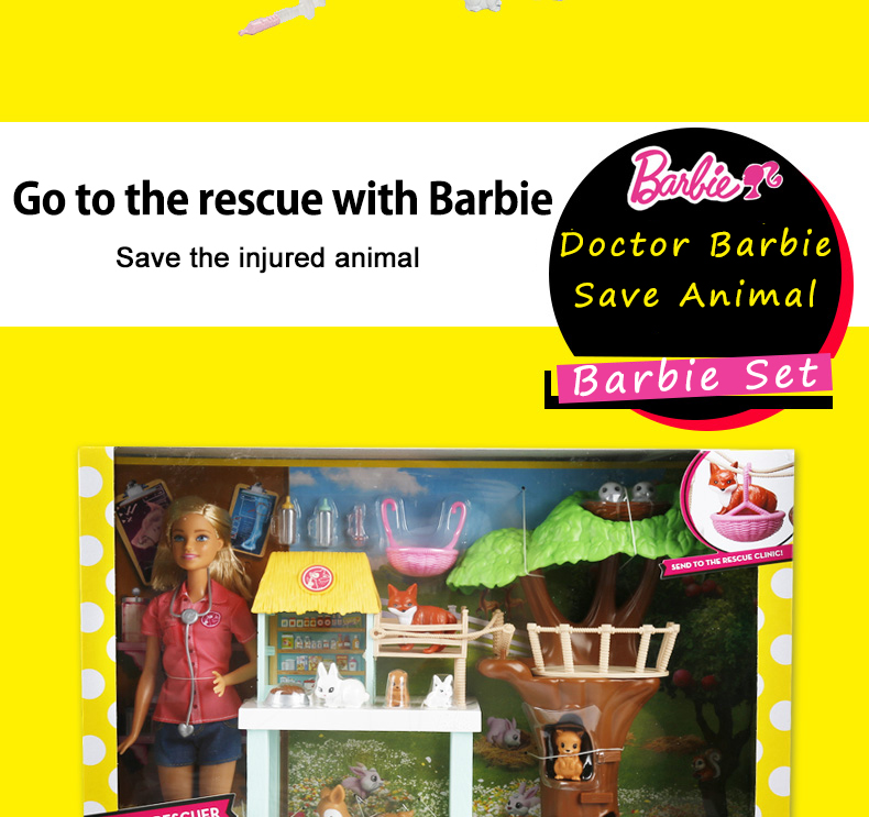Barbie Animal Doctor2