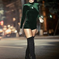 WOMEN-LONG-SLEEVE-VELVET-BODYCON-BANDAGE-JUMPSUIT-BODYSUIT-SLIM-SHORT-ROMPER-.jpg_200x200