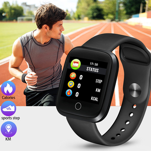 Image 2 - LIGE IP68 Wasserdichte Smart Armband Sport Fitness Tracking Blutdruck Herz Rate Monitor Smart Armband Schrittzähler uhr Männer