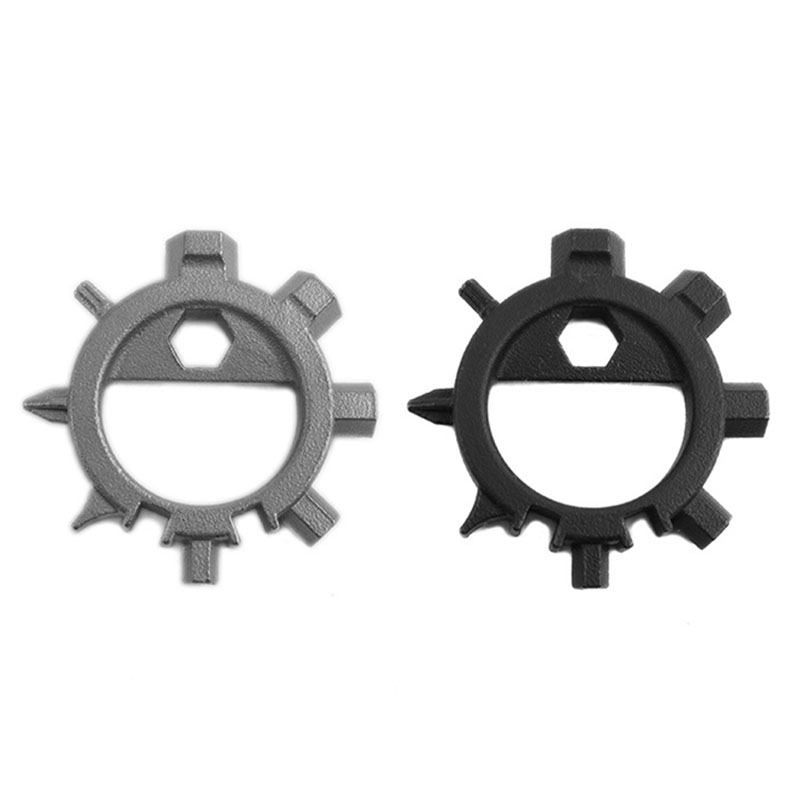 Izvijač 12 v 1, zunanji večnamenski ključ EDC, zunanji - Kampiranje in pohodništvo