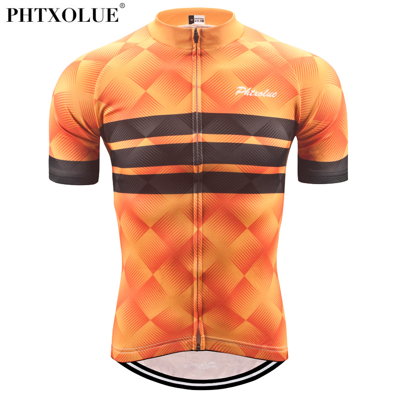 2018 Phtxolue Summer Cycling Jersey Men/Bicycle Wear/Maillot Ciclismo/Mountain Bike Clothes Man/Cycling Clothing summer sports cycling clothes men s cycling jersey sets breathable quick dry mountain bike sports wear for spring women new