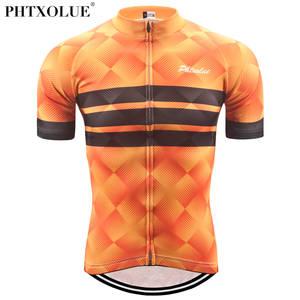 Phtxolue Summer Cycling Jersey 2018 Man Cycling Clothing Men Bicycle Wear  Maillot 6b6e80f36