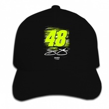 67f0a5b5 Print Custom Baseball Cap Cool Jimmie Johnson 48 Lowes For Pros Black New  Hat Peaked cap