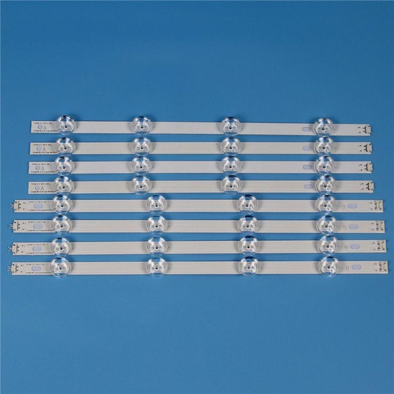 TV Backlight Strip For LG 42LF5500 42LF550V 42LF551C 42 LED Strips Kit Backlight Bars For LG