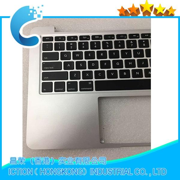 D'origine A1502 Topcase Pour MacBook Retina Pro 13.3 A1502 Top Case Topcase avec NOUS Clavier Rétro-Éclairage 2015 Année