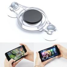 2 шт мини мобильный телефон игровой джойстик моющийся многоразовая кнопка ручка PUBG триггер на экране контроллер на палец случайные цвета