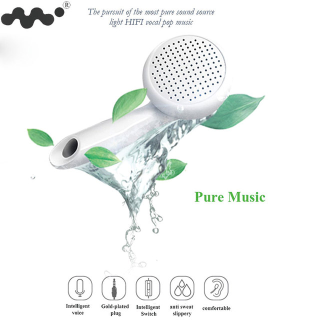 Hot Sale Earphone For Phone High Quality Sound Earphones With Microphone Wired headset 3.5mm audio earbuds For Iphone Samsung LG