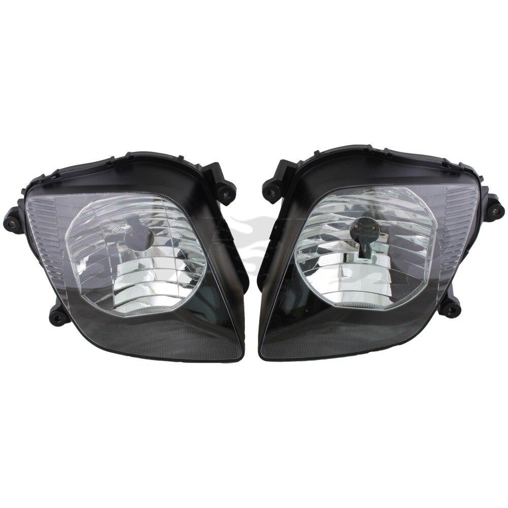Motorbike Front Head Light Lamp Headlight Housing Cover For Honda VTR1000 VTR 1000 SP1 SP2 RC51 2000 - 2008 07 06 05 04 03 02 01 geely sc7 sl car front headlight head light transparent cover