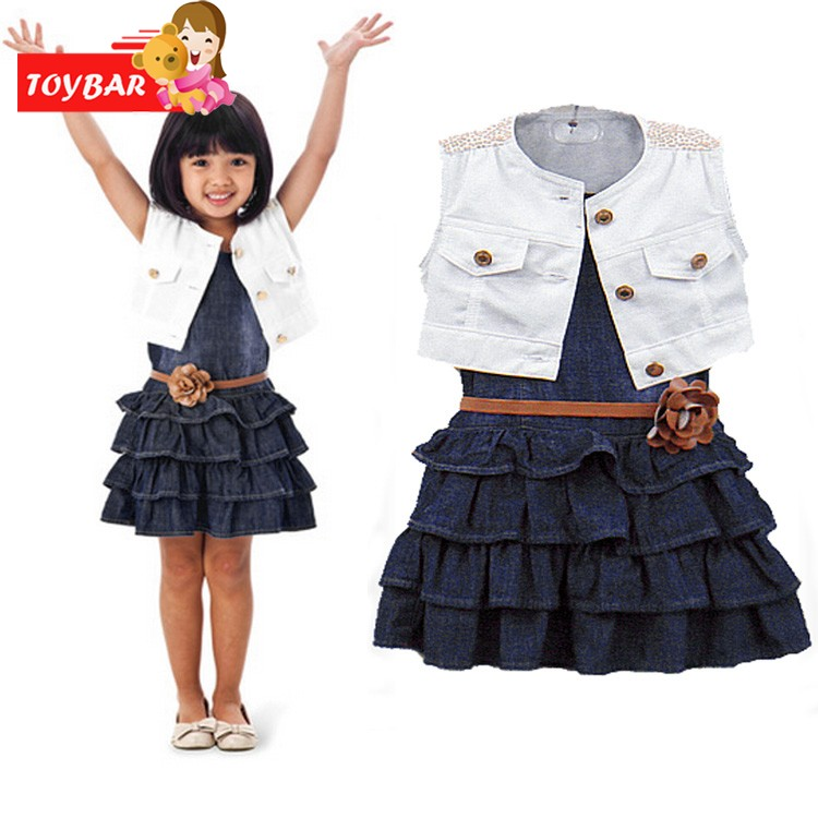 Toddler Dress Jacket Promotion-Shop for Promotional Toddler Dress ...