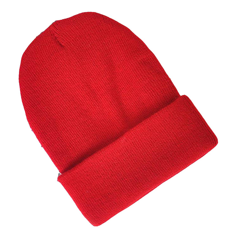 New 2016 Fashion Beanies Knitted Neon Women Beanie Girls Autumn Casual Cap Woman Warm Winter Hats Unisex 28 Colors free shipping fashion 2014 new winter beanies for man women woolen knitted baggy hats casual cap warm hats autumn 5colors