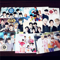 8 pcs/set different designs A3 Posters KPOP EXO-M exo Paintings Wall Pictures Wall Sticker HB0131