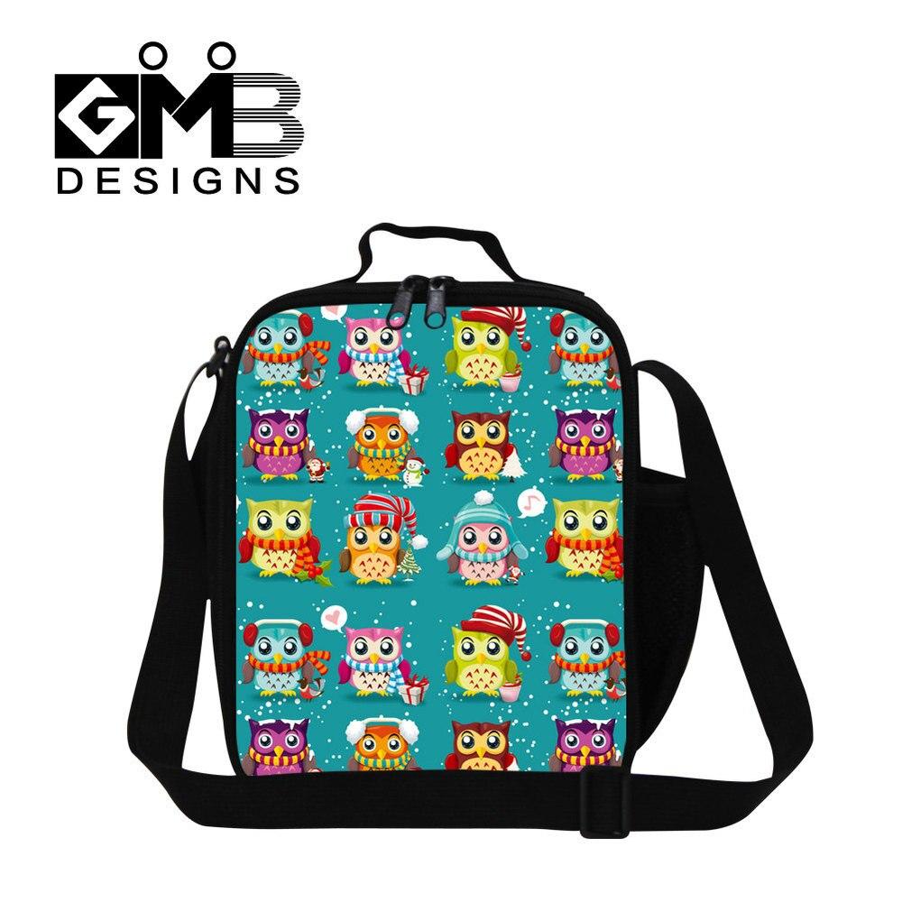 Санта печать детская сумка для обеда термо Крышка для еды сумка Детская сумка для пикника еда переноски хранения пикника Tote Bolsa Feminina - Цвет: Армейский зеленый