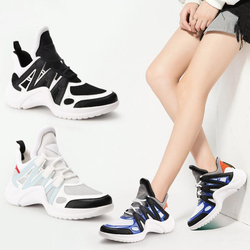 Casual women's shoes 2019 New fashionable spring summer Breathable mesh Female sneakers classic trend Outdoor sport women shoes
