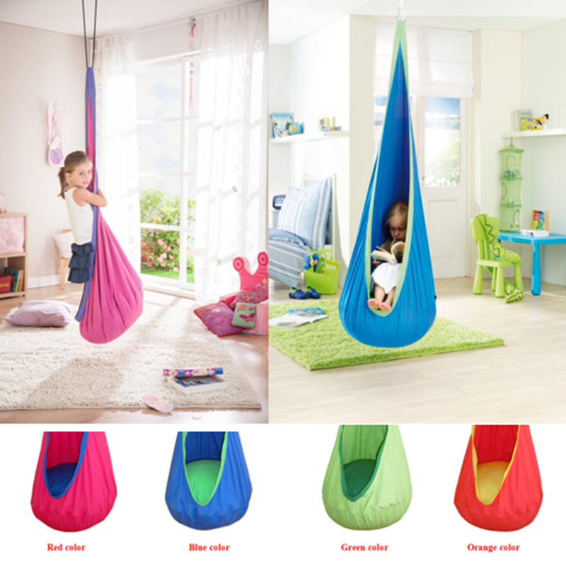 Baby Toy Swing Hammock Chair Indoor Outdoor Hanging Seat Hangstol For Reading Tent Relax In Swings From Toys Hobbies On Aliexpress