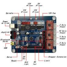 GRBL carte de contrôle avec Laser Corexy, routeur CNC, Machine à graver CNC, 3 axes 3018