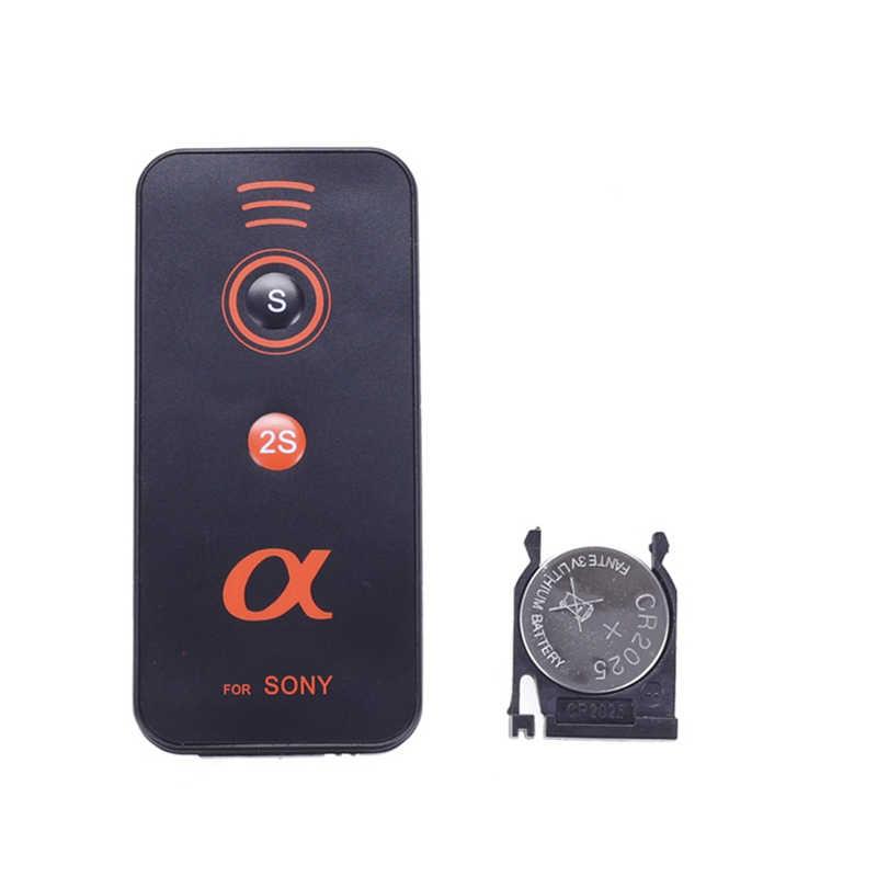 كاميرا RC-6 الأشعة تحت الحمراء ML-L3 الأشعة تحت الحمراء اللاسلكية مغلاق لجهاز التحكم عن بعد الإصدار لكانون نيكون سوني بينتاكس 5D II/7D/550D/500D 600d 700d