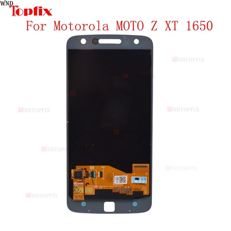 Moto Z Droid XT1650 LCD