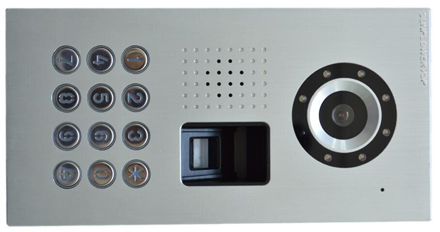 Türsprechstelle Xinsilu Home Security Direkt Drücken Sie Die Taste Audio Tür Telefon Für 14 Wohnungen 2-wired Audio Intercom System
