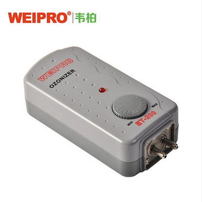 Weipro ET50 ET100 ET200 Ozone ozonizer 50mg can working with the orp controller