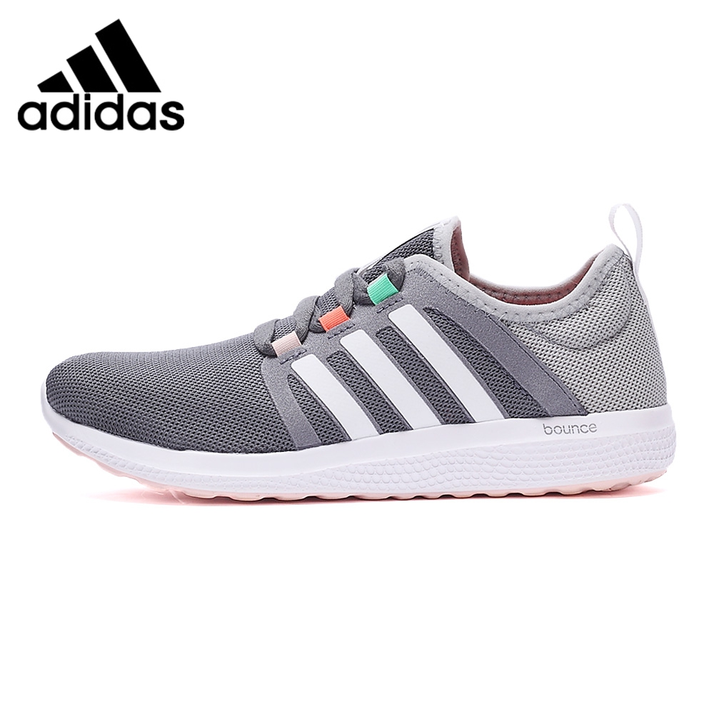 Original  Adidas Bounce Women's Running Shoes Sneakers