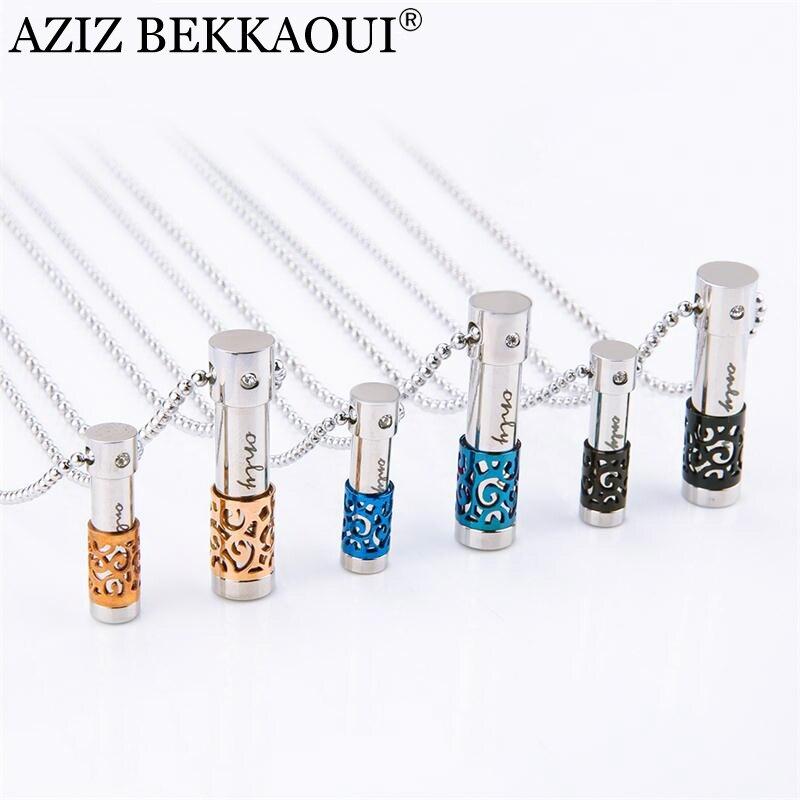 AZIZ BEKKAOUI 316L Stainless Steel Perfumes