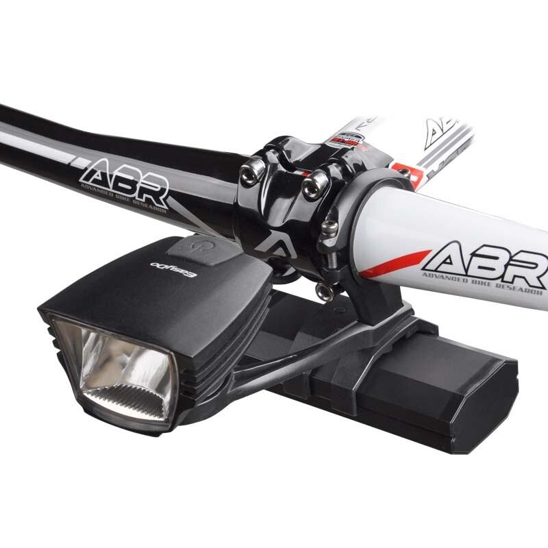 Easydo Guidão de Bicicleta de Alta Qualidade Bicicleta Farol Recarregável USB LED Lamp Ciclismo Frente luz Lanterna Lanterna STVZO cont