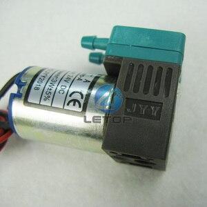 Image 4 - 6 pièces LETOP livraison gratuite JYY 100 200 ml/min 24V 3W petite Micro pompe à membrane pour imprimante à jet dencre