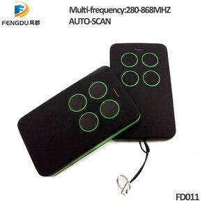 Image 2 - 4 Stuks 868Mhz Clone Duplicaat Afstandsbediening Handsender Keyfob Zender Met Gratis Verzending