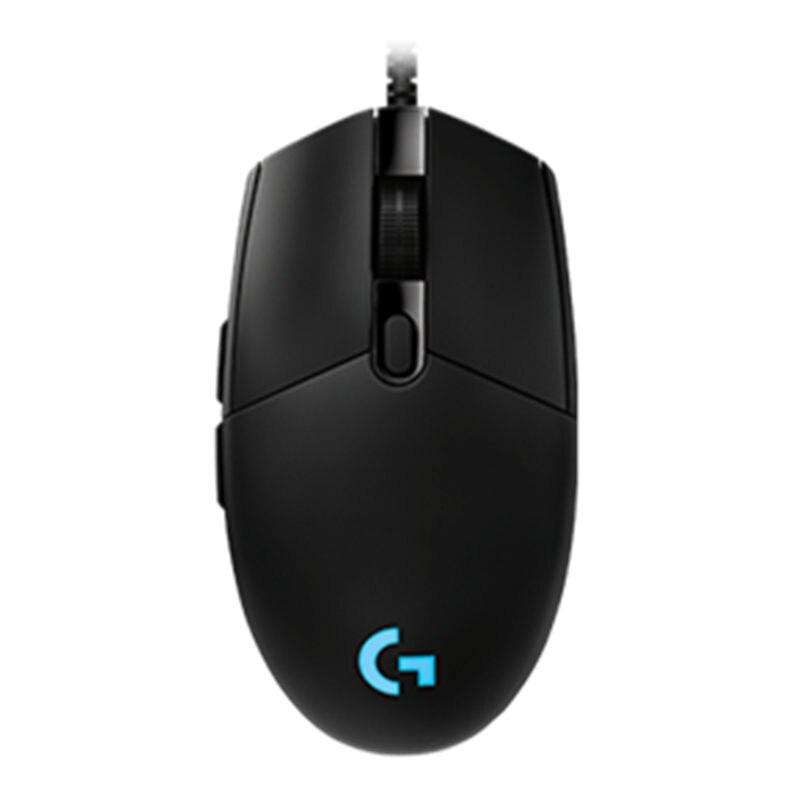 Logitech G Pro souris filaire RGB Coloré Rétro-Éclairé Macro Programmation - 4