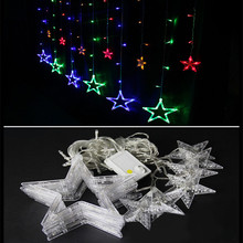 12 Led Lamp String Christmas Lights